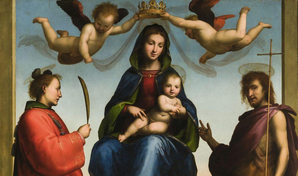 Fra Bartolomeo Cattedrale di lucca